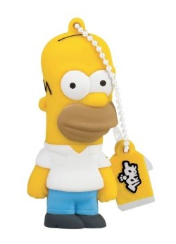 Simpsons - USB Flash disk - Homer 8