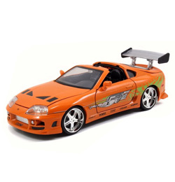 Fast & Furious - Diecast Model 1/24