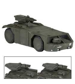 Alien Diecast Vehicles - Cinemachin