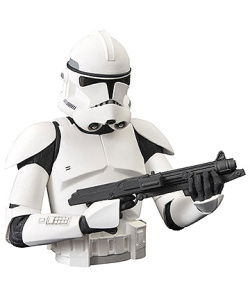Star Wars - pokladni�ka Clone Troop