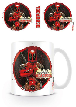 Deadpool - hrnek Deadpool Im Insuff