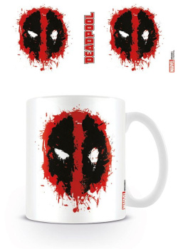 Deadpool - hrnek Deadpool Splat