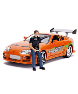 Fast & Furious - Diecast Model 1/18