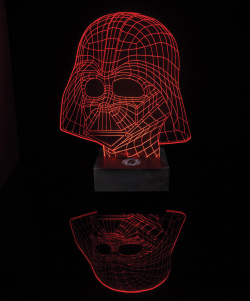 Star Wars - sv�tlo Darth Vader 25 c