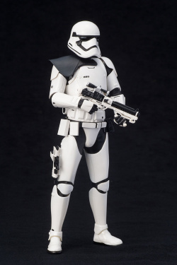Star Wars Episode VII - ARTFX+ PVC Statue First Order Stormtrooper 18 cm | Figures.cz