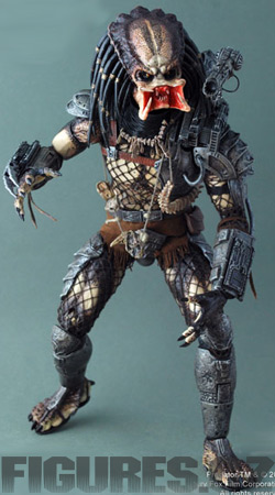 Predator Action Figure Movie Master
