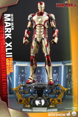 Iron Man 3 QS Series Action Figure