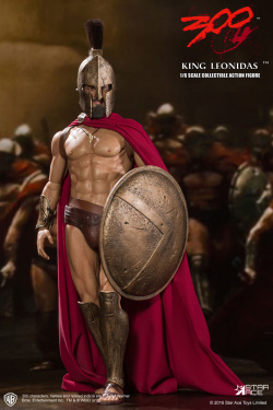 300 - King Leonidas (My Favourite M