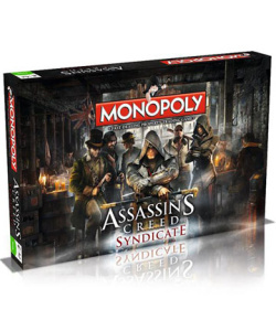 Assassins Creed Syndicate - stolní