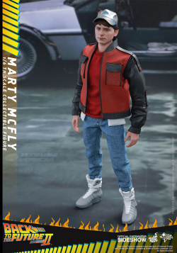 Back to the Future II - Marty McFly