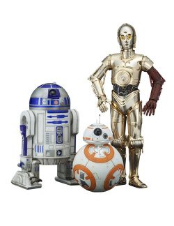 Star Wars Episode VII - PVC Statue