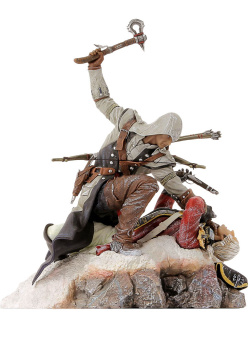 Assassins Creed III - PVC Statue Co