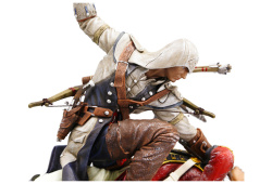 Assassins Creed III - PVC Statue Connor The Last Breath 28 cm | Figures.cz