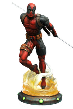 Deadpool Marvel Gallery PVC Statue