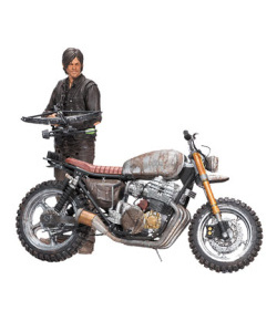 The Walking Dead - Deluxe Daryl Dix