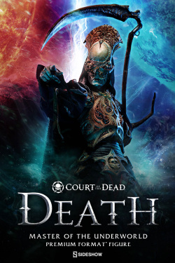 Court of the Dead Premium Format Fi