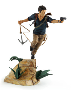 Uncharted 4 - PVC Statue Nathan Dra