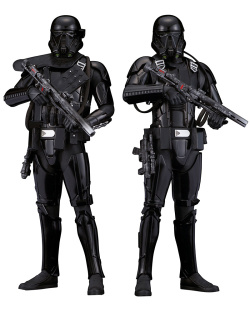 Star Wars Rogue One ARTFX+ Statue 2