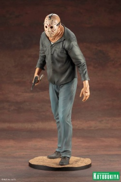 Friday the 13th Part III ARTFX Stat