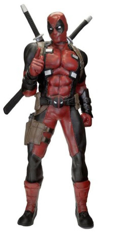Deadpool - Marvel Classics Life-Siz