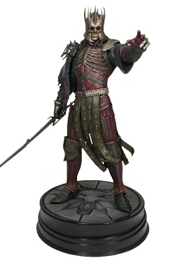 Witcher 3 Wild Hunt - PVC Statue Ki