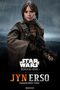 Star Wars Rogue One - Jyn Erso Prem