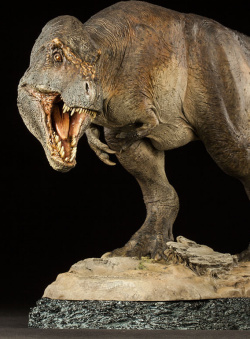 Sideshows Dinosauria Statue T-Rex The Tyrant King 30 cm
