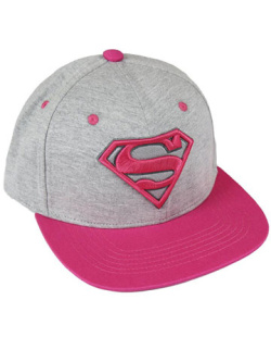 DC Comics - kšiltovka Pink Superman