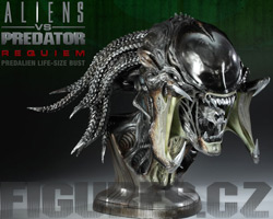 Aliens vs. Predator Requiem Bust 1/