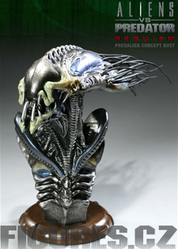 Aliens vs. Predator Requiem Bust Pr