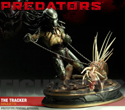 Predators Maquette The Tracker 42 c
