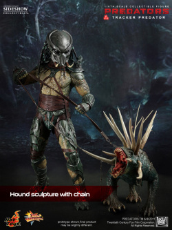 Predators - Tracker Predator with H