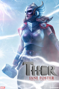 Thor Marvel Comics - Thor Jane Fost