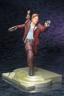 Guardians of the Galaxy ARTFX Statu