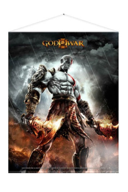God of War Wallscroll plakát - WAR