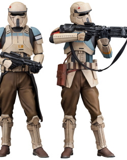 Star Wars Rogue One - ARTFX+ Statue