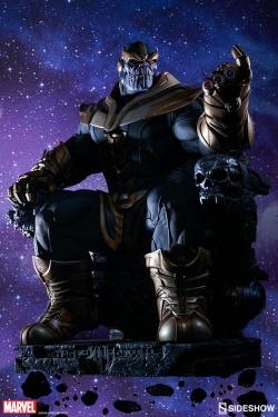 Marvel Comics Maquette Thanos on Th