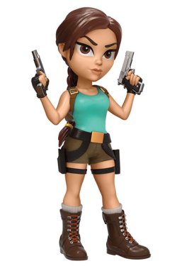 Tomb Raider - Rock Candy Vinyl Figu