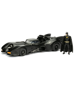Batman - Diecast Model 1/24 1989 Ba