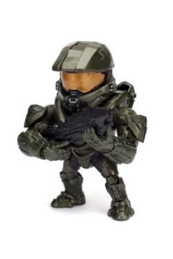 Halo Metals Diecast Mini Figure - M