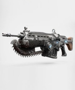 Gears of War 4 Replica 1/1 Custom L