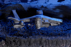 Terminator 2 Diecast Vehicle - Cinemachines Hunter Killer Aerial 16 cm | Figures.cz
