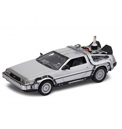 Back to the Future II - Diecast Mod