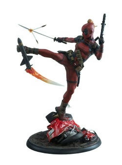 Deadpool Marvel Comics - Lady Deadp