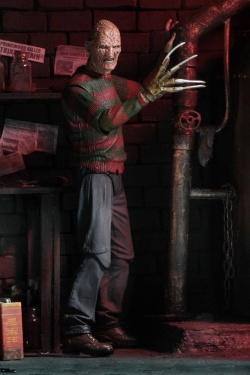 Nightmare on Elm Street 2 Freddys Revenge - sběratelská figurka Ultimate Freddy 18 cm | Figures.cz