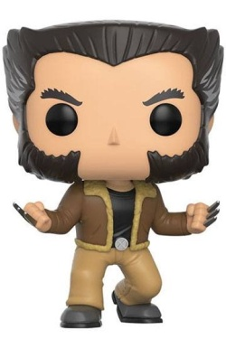 X-Men - POP! Marvel Vinyl Bobble-He