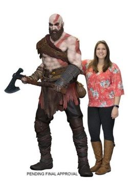 God of War 2018 - Life-Size Statue