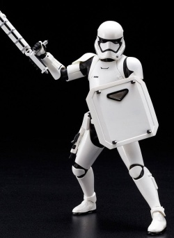 Star Wars Episode VII ARTFX+ Statue