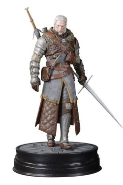 Witcher 3 Wild Hunt - PVC Statue Ge