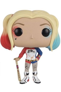 Suicide Squad POP! Heroes Vinyl Fig